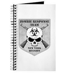 Zombie Response Team: New York Division Journal