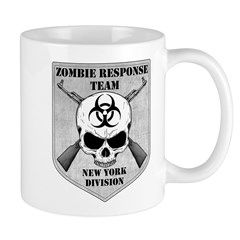 Zombie Response Team: New York Division Mug
