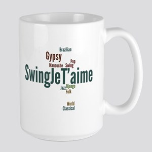 Swing Je T'aime (general) Large Mug