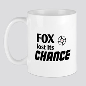 FOX lost its Chance Mug