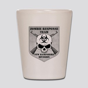 Zombie Response Team: New Hampshire Division Shot