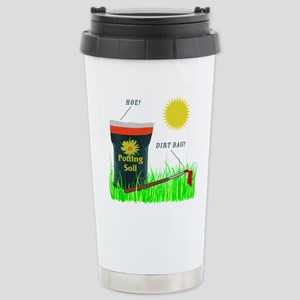 Dirt Bag Stainless Steel Travel Mug