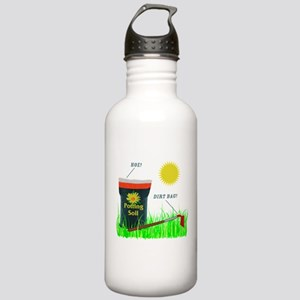 Dirt Bag Stainless Water Bottle 1.0L