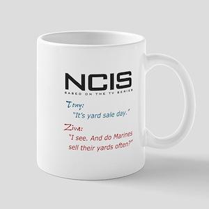 NCIS Ziva Garage Sale Quote Mug