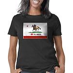 I Heart Cal-Breds Logo Women's Classic T-Shirt