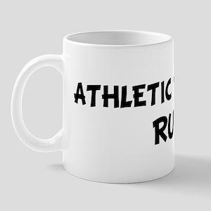 ATHLETIC TRAINERS Rule! Mug