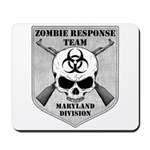 Zombie Response Team: Maryland Division Mousepad