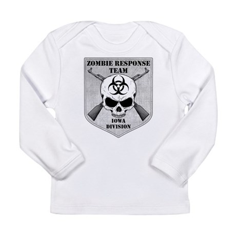 Zombie Response Team: Iowa Division Long Sleeve In