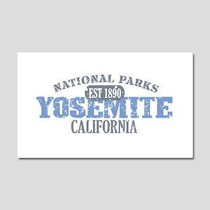 Yosemite National Park Califo Car Magnet 20 x 12