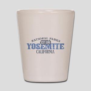 Yosemite National Park Califo Shot Glass
