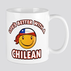Life's better with a Chilean Mug