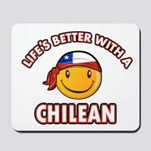 Life's better with a Chilean Mousepad