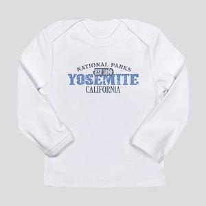 Yosemite National Park Califo Long Sleeve Infant T