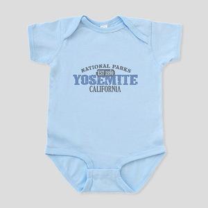 Yosemite National Park Califo Infant Bodysuit