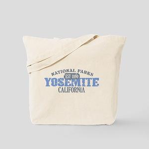 Yosemite National Park Califo Tote Bag