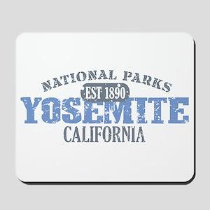 Yosemite National Park Califo Mousepad
