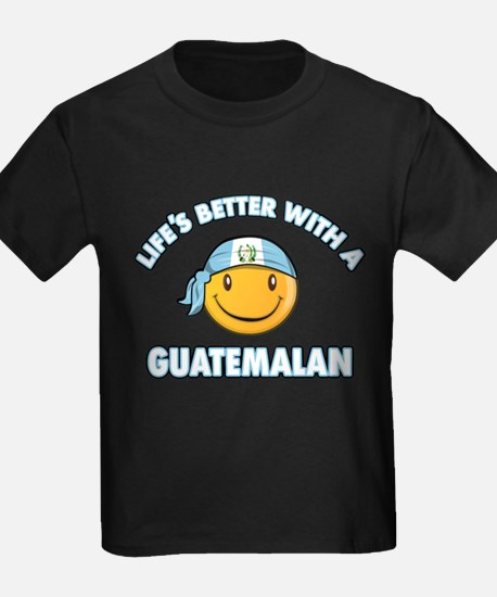 Life's better with a Guatemalan T