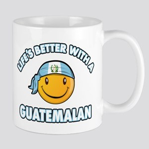 Life's better with a Guatemalan Mug