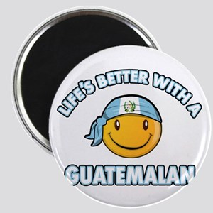 Life's better with a Guatemalan Magnet