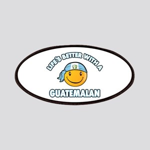 Life's better with a Guatemalan Patches