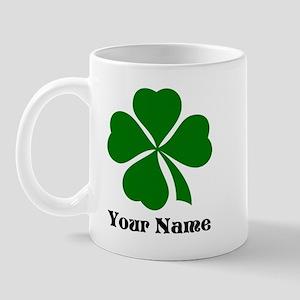 Personalized St Patrick's Day Mug