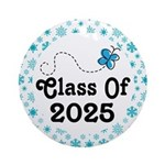 Class of 2025 Christmas Ornament