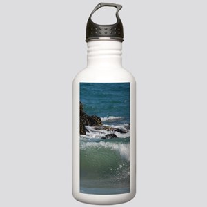 Waves and rocks 72243 - Stainless Water Bottle 1.0