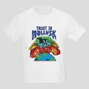 Trust in Mollusk, Kids Light T-Shirt