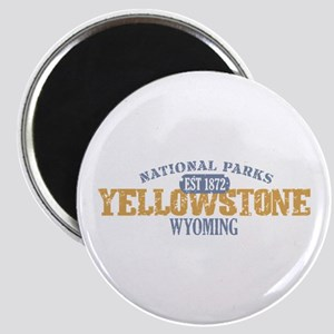 Yellowstone National Park WY Magnet
