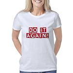 do-it-again-red Women's Classic T-Shirt