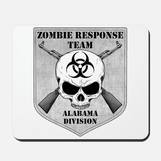 Zombie Response Team: Alabama Division Mousepad