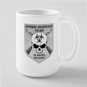 Zombie Response Team: Alabama Division Large Mug