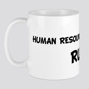 HUMAN RESOURCES ASSISTANTS Ru Mug