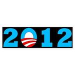 2012 c Sticker (Bumper)