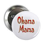 Obama Mama Button