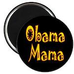Obama Mama Dark Magnet