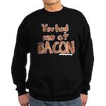 Bacon Sweatshirt (dark)