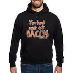 Bacon Hoodie (dark)