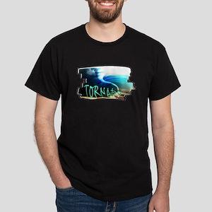 tornado Dark T-Shirt