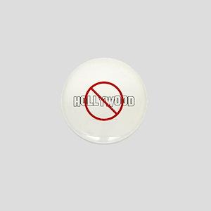 Anti-Hollywood Mini Button