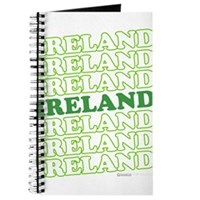 Ireland St Patrick's Day Journal