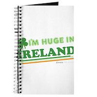 Im Huge In Ireland Journal