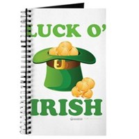 Luck o' Irish Journal