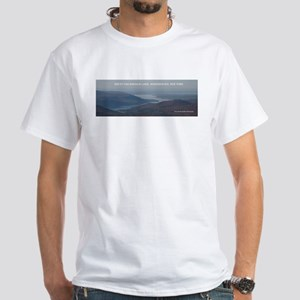 Great Sacandaga Lake White T-Shirt