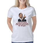 Obama I did not lt Women's Classic T-Shirt