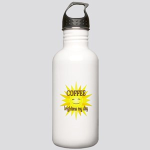Coffee Brightens Stainless Water Bottle 1.0L