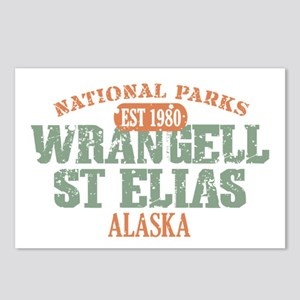Wrangell St Elias Park Postcards (Package of 8)