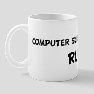COMPUTER SCIENCE STUDENTS Rul Mug