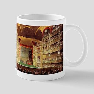 Drury Lane Theatre 1809 Mug