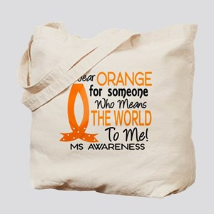 Means World To Me 1 MS Shirts Tote Bag